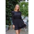 Rebeka ruha -fekete