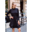 Tatjana ruha - fekete