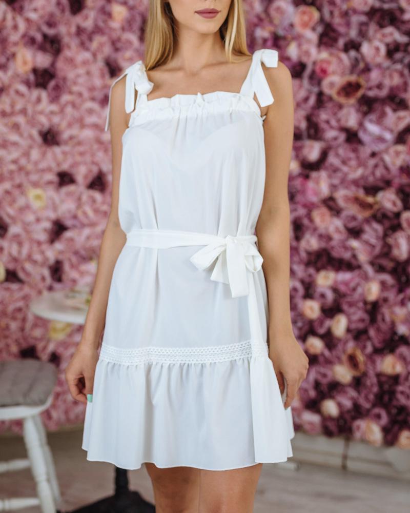 Jane ruha - fehér