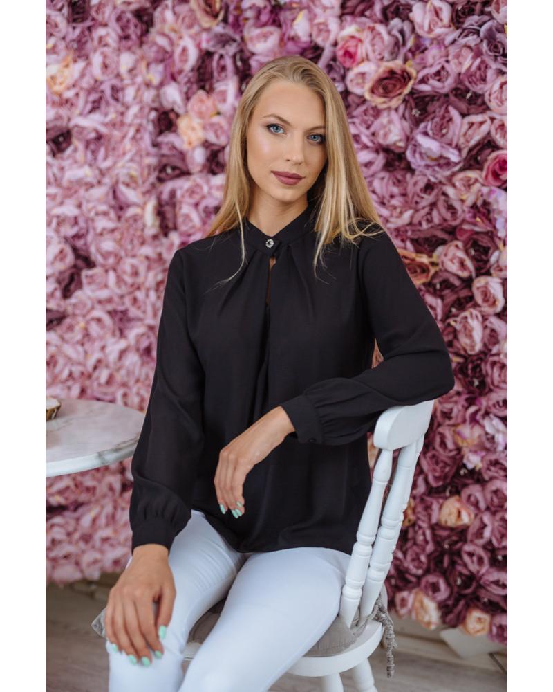 Stephanie Blúz - fekete
