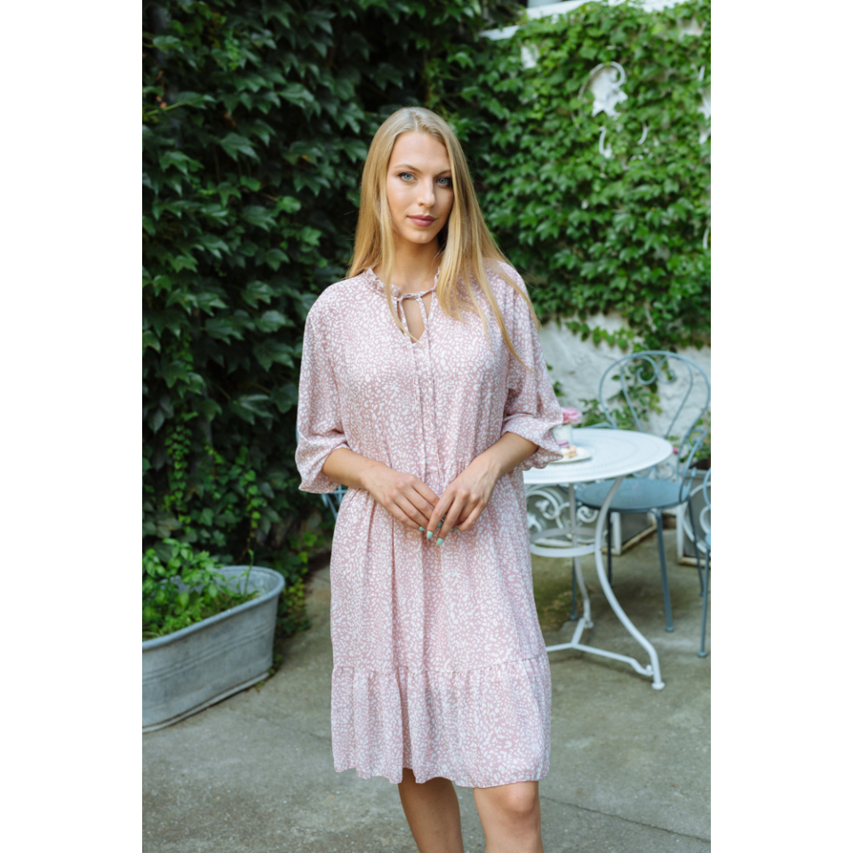 Amy ruha világosrózsaszín